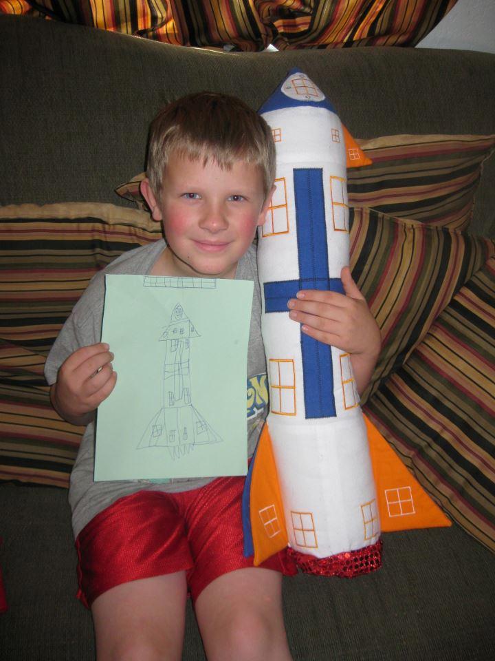 B and Rocket